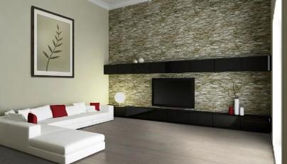 Revestimientos suelos - Muros decorativos para interiores ...